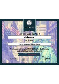 Certificatefr
