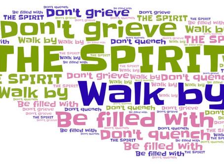 Responding to the Spirit
