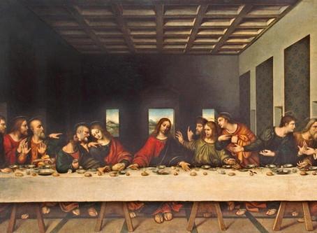Jesus's Last Meal
