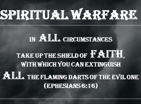 God's Armor for Today's Battle