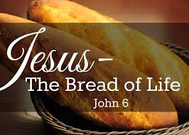 Eating the Bread of Life (John 6)