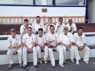 GEORGE MARSHALL CUP WINNERS