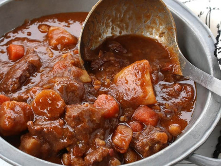 Day 5: Irish Beef and Guinness Stew
