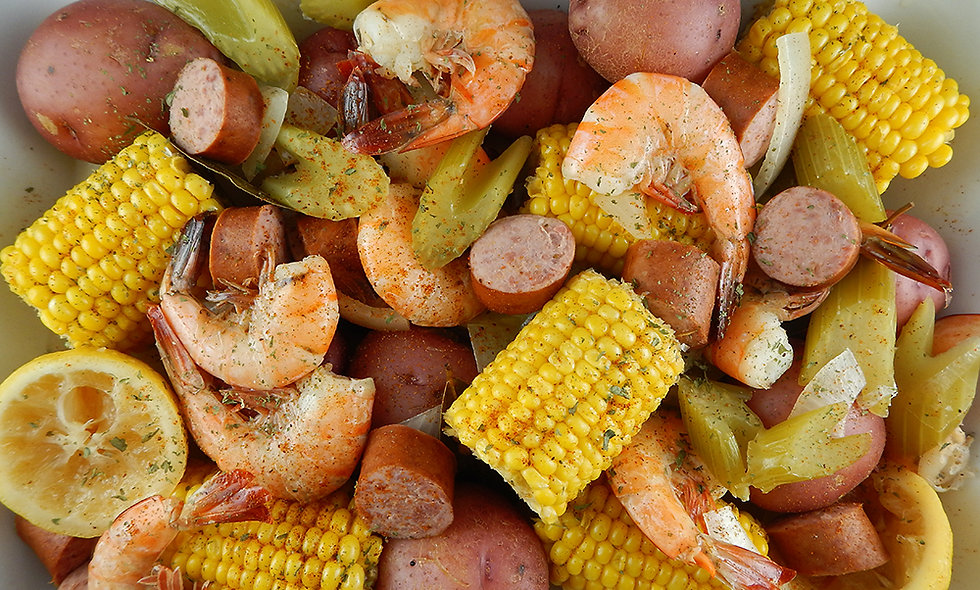 Lazy, Hazy, Crazy Summer Country Boil