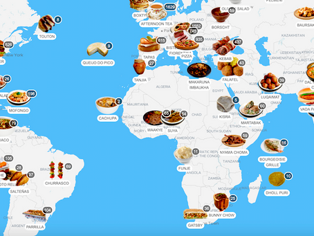 Around The World In 30 National Dishes