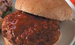 American BBQ Hamburger