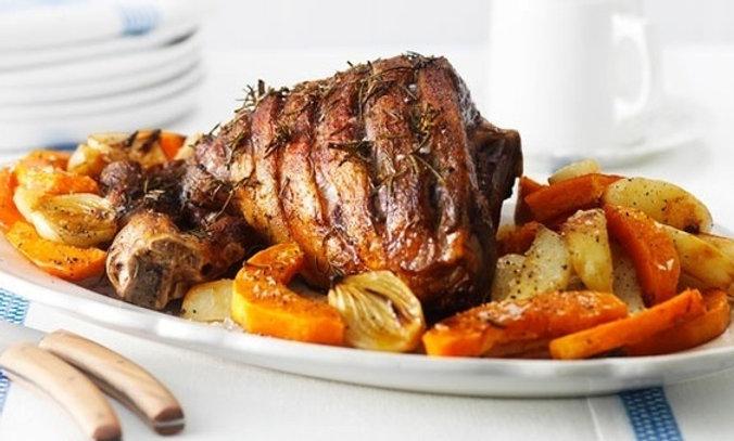 Australian Leg of Lamb Roast