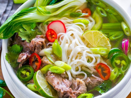 Day 21: Vietnamese Pho