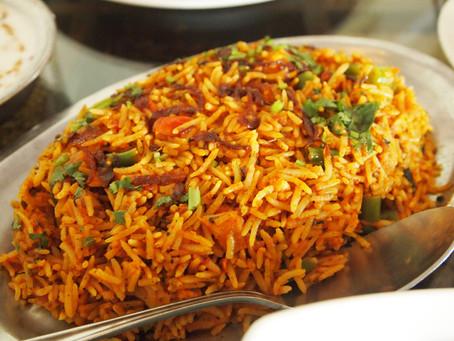 Day 4: Indian Chicken Biryani