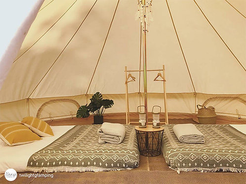 Rent A Full Glamping Setup for 6-8