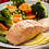Thumbnail: Alderwood Smoked Wild Copper River Alaskan Salmon with Vegetables de Provence