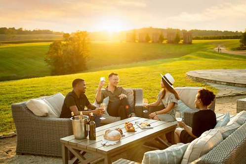 Afternoon/Evening & Sunset Wine Tasting Tour Ticket / Gift Certificate