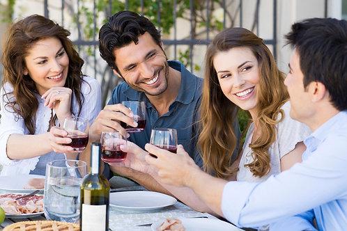 Wine Tasting Class/Pairing & Tour Ticket / Gift Certificate