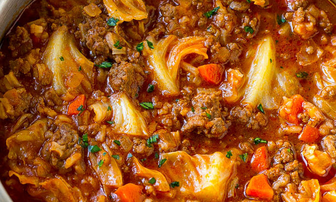 Cardiff Stuffed Cabbage Rolls with Wild Rice or Quinoa