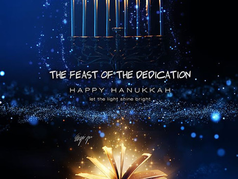 BOOK OF REMEMBRANCE WRITTEN  DURING HANUKKAH