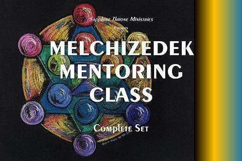 MELCHIZEDEK MENTORING CLASS - COMPLETE SET