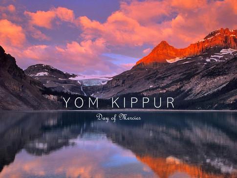 DAY OF MERCIES – YOM KIPPUR