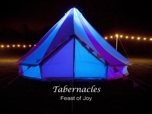 FEAST OF JOY – TABERNACLES
