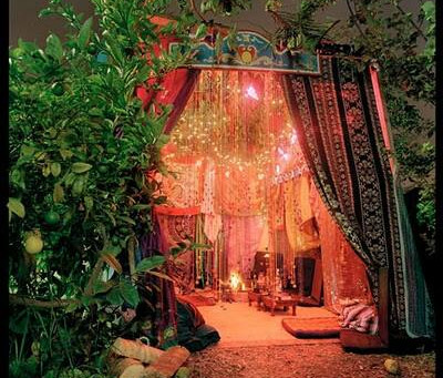 MYSTICAL GUESTS DURING SUKKOT