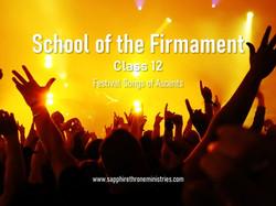 School of the Firmament - Class 12 NoDat