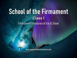 School of the Firmament - Class 1 - NoDa
