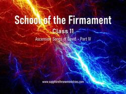 School of the Firmament - Class 11 NoDat