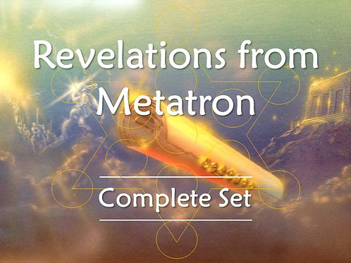 REVELATIONS FROM METATRON COMPLETE SET