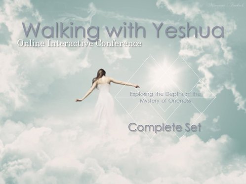 WALKING WITH YESHUA COMPLETE SET