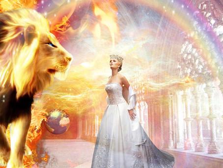 PENTECOST & ENTHRONEMENT OF THE SEVEN SPIRITS OF GOD