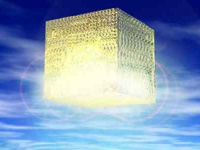 144000 AND THE GIANT GOLDEN CUBE