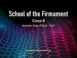 School of the Firmament - Class 8 NoDate