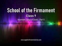 School of the Firmament - Class 9 NoDate