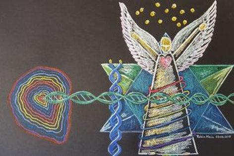 MM ARTIST'S ASCENSION #11 - Original Art