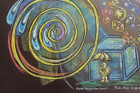 MM ARTIST'S ASCENSION #12 - Original Art