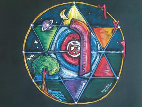 HEBREW LIVING LETTER ™ – VAV – POWER TO CONNECT HEAVEN & EARTH
