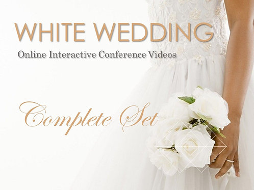 WHITE WEDDING - COMPLETE SET