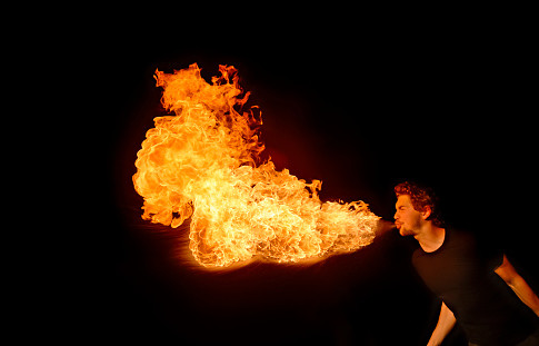 FLAMING ARROWS OF SLANDER
