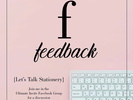 Client/Customer Feedback