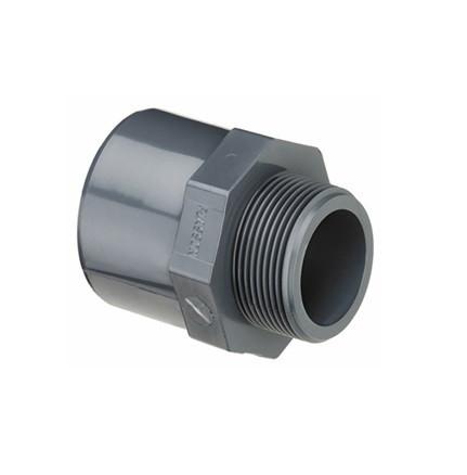 MANICOTTO/NIPPLO PVC PLASSON