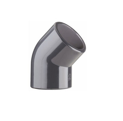 SEMICURVA PVC PLASSON