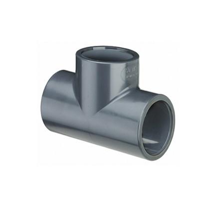 TI A 90° PVC PLASSON