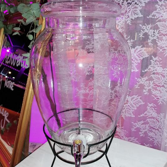 Bonbonne cocktail 10 litres