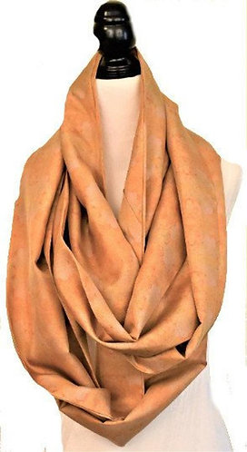 'For Such a Time as This' Infinity Scarf (silk habotai)