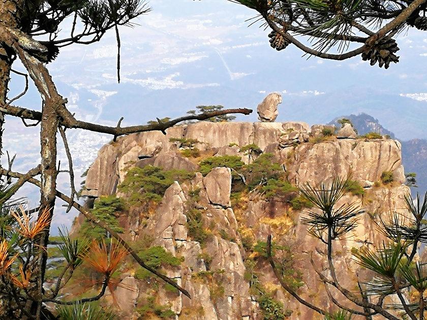Yellow mountain, Anhui, China