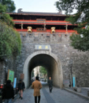 Drum Tower, Hangzhou