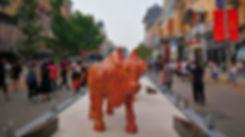 Wanfujing street, Bejing