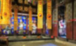 Chenghuang temple, Dujiangyan