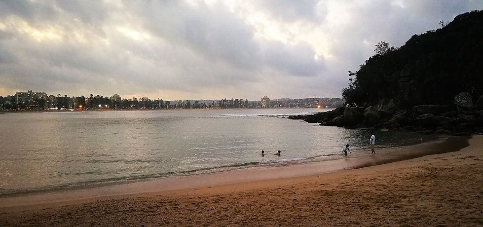 Shelly beach, Manly, Sydney