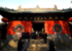 Shaolin temple, Denfeng