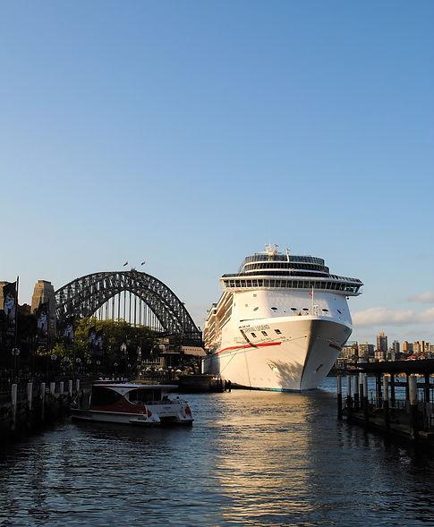Sydney harbour, Circular Quay